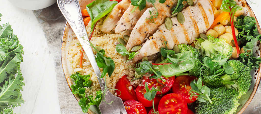 Quels changements lors d'un rééquilibrage alimentaire ?